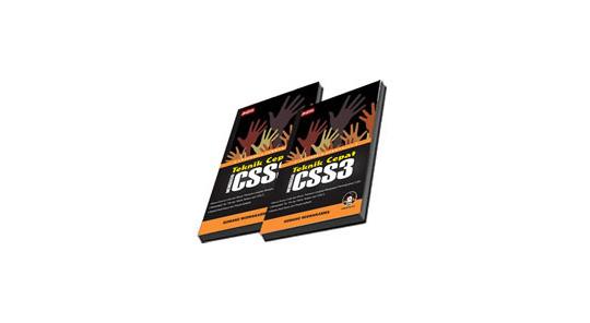 Book 'Teknik Cepat Menguasai CSS3'