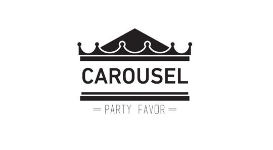 Carousel Party Favor Web Development