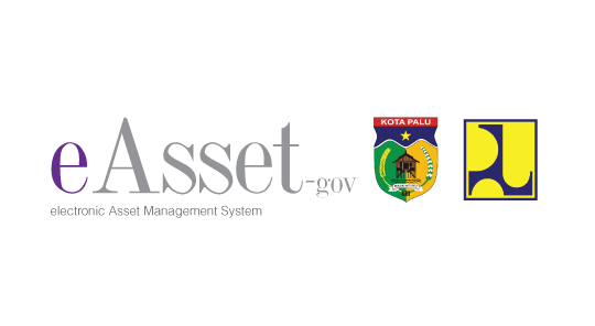 eAsset-gov Dinas PU-PERA Kota Palu